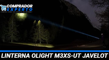 Linterna Olight m3xs-ut javelot