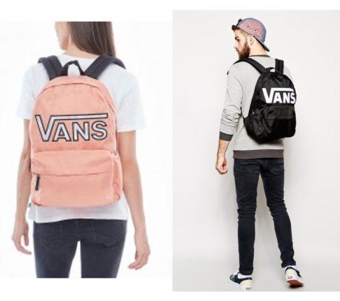 mochilas vans - cual comprar