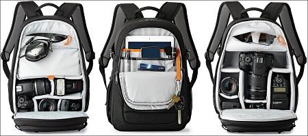 opiniones sobre la mochila Lowepro Tahoe BP 150