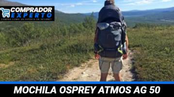 Mochila Osprey Atmos Ag 50