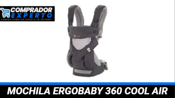 Mochila Ergobaby 360 Cool Air