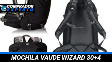 Mochila Vaude Wizard 30+4