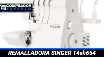 Remalladora Singer 14sh654