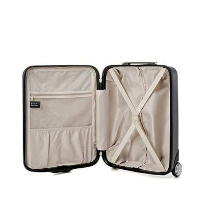 maleta Aerolite ligera y cómoda