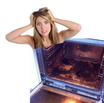 Cómo limpiar el horno eléctrico