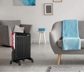 Calefactor Bajo Consumo Potente