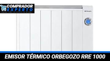 Emisor Térmico Orbegozo RRE 1000