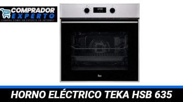 Horno Eléctrico Teka HSB 635