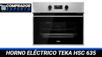 Horno Eléctrico Teka HSC 635