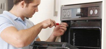Instalación de horno eléctrico empotrable