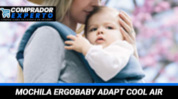 Mochila Ergobaby Adapt Cool Air