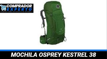 Mochila Osprey Kestrel 38