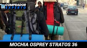 Mochila Osprey Stratos 36