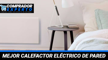 Calefactor Eléctrico de Pared