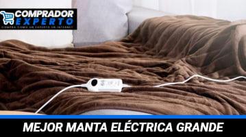 Manta Eléctrica Grande