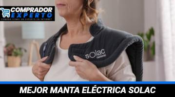 Manta Eléctrica Solac