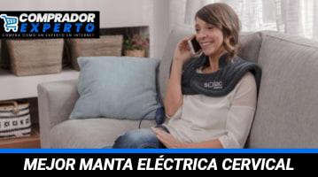 Manta Eléctrica Cervical