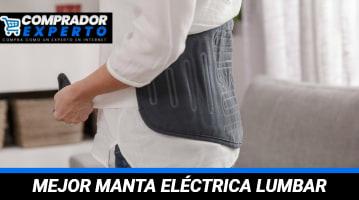 Manta Eléctrica Lumbar