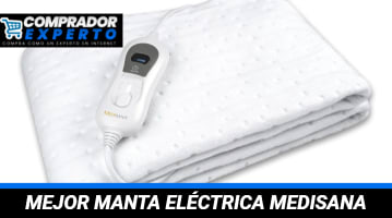 Manta Eléctrica Medisana