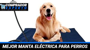 Manta Eléctrica para Perros