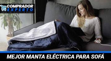 Manta Eléctrica para Sofá