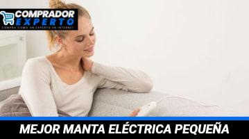 Manta Eléctrica Pequeña