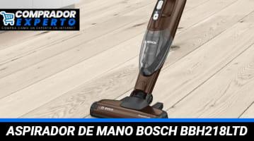 Aspirador de Mano Bosch BBH218LTD