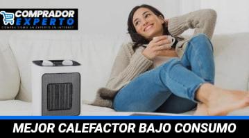 Calefactor Eléctrico de Bajo Consumo