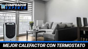 Calefactor Eléctrico con Termostato