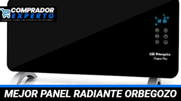 Panel Radiante Orbegozo