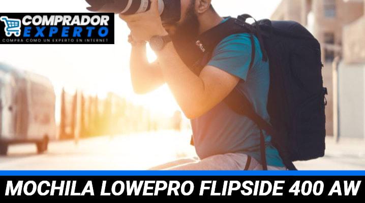 Mochila Lowepro Flipside 400 AW II