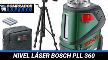 Nivel Láser Bosch PLL 360