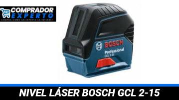 Nivel Láser Bosch GCL 2-15