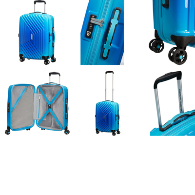 American Tourister Air Force 1 - Opiniones