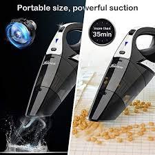 aspirador de mano potente sin cable