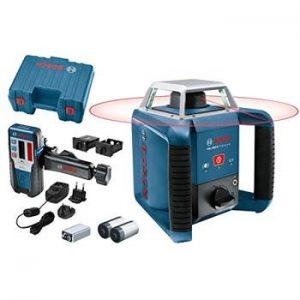 bosch professional grl nivel laser rotativo laser 400 metros de diametro