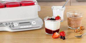como funciona una yogurtera moulinex