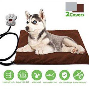 manta electrica para perros fochea - manta con excelente relación calidad precio