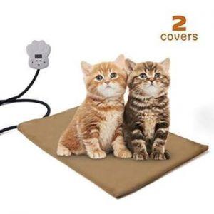 manta electrica para perros qomolo - manta electrica para perros barata y eficiente