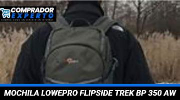 Mochila Lowepro Flipside Trek Bp 350 AW