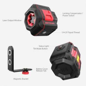 nivel de laser barato muy vendido meterk
