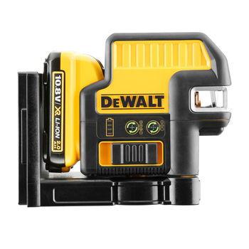 nivel laser Dewalt verde DeWalt dce0825d1g 10,8 V