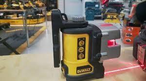 nivel laser dewalt manten la calibracion