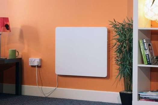 panel radiante uso