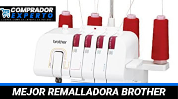 Remalladora Brother