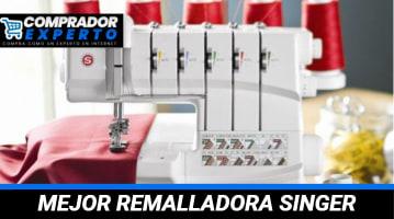 Remalladora Singer