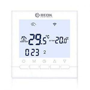 termostato beok bot 313 - termostato wifi muy barato
