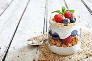 yogur con yogurtera Moulinex