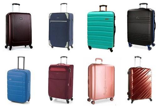 Cuál maleta para viaje comprar