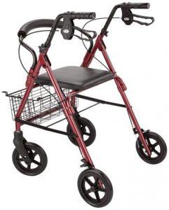 El Mejor Andador para Ancianos Patterson Medical